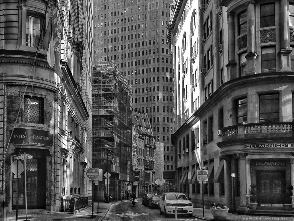 Financial District, New York City, New York