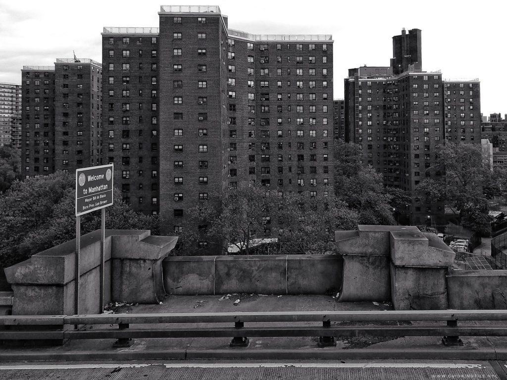 Two Bridges, Manhattan, Case Popolari, New York