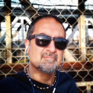 """Denis Spedalieri, autore della """"Guida Inutile New York"""""""
