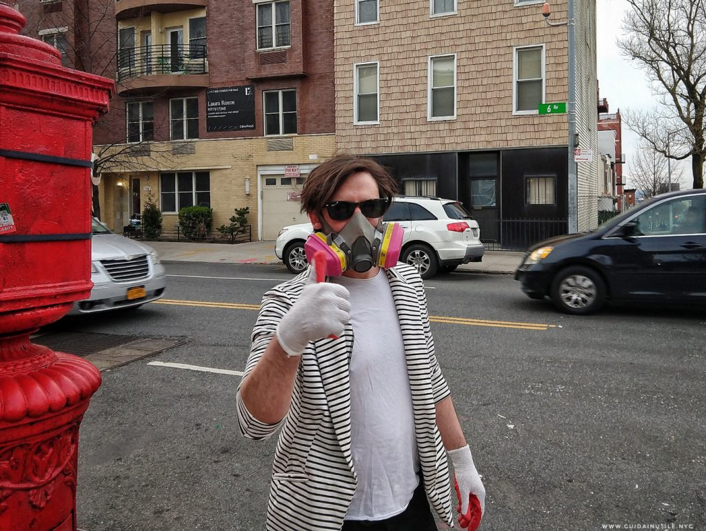 New York City, Brooklynites in time of coronavirus
