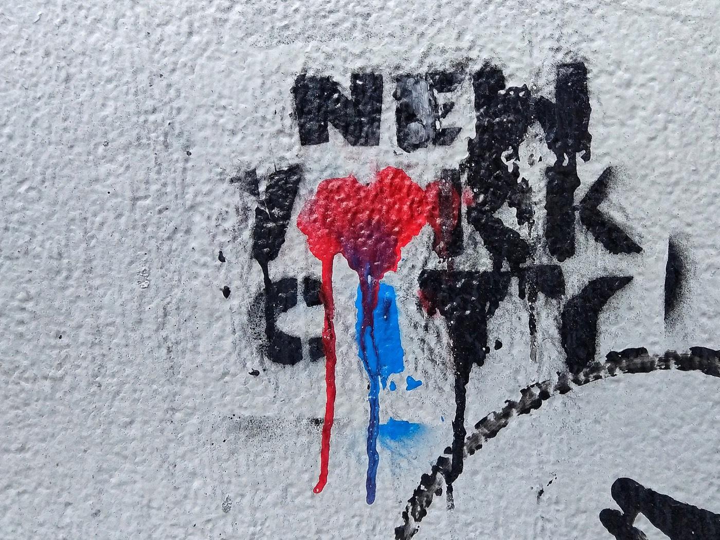 New York, Midtown Manhattan, 8th Avenue and W 46th Street