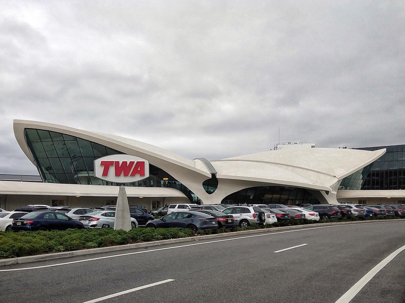 New York, TWA Hotel, JFK Airport